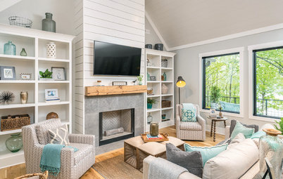 New This Week: 8 Ways to Place a TV in a Living Room