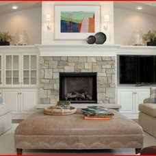 Living Room by Hot Concepts Fireplaces