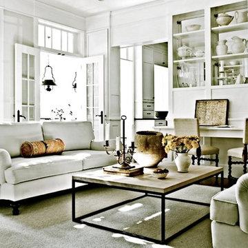 Custom Great Rooms & Designer Country Living Rooms In San Antonio TX