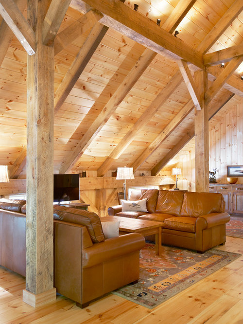 Attic Living Space Home Design Ideas Pictures Remodel