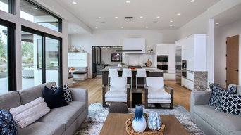 (Custom Home) Minimalist Meets Contemporary in Gig Harbor