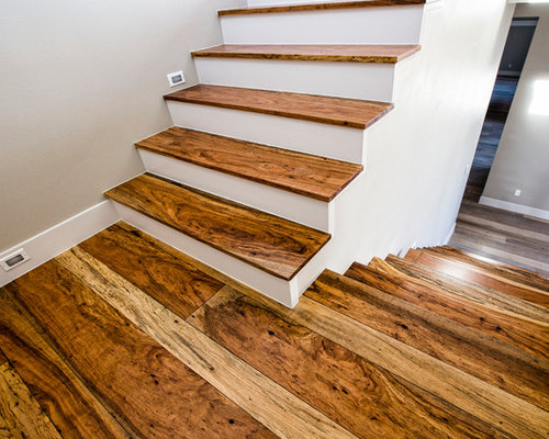 Custom Stair Treads