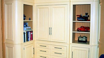 Custom Interiors & Cabinetry