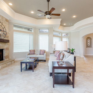 Custom Mediterranean in Richmond, Texas
