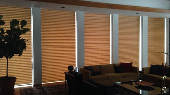 Custom Modern Vision Blinds