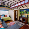 Houzz TV: See a Funky Beach Home Made From Old Streetcars