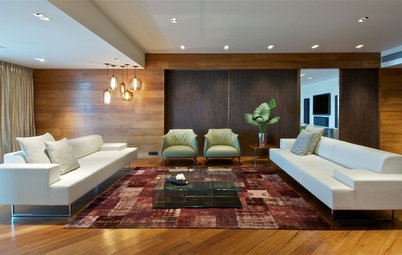 Is Your Living Room Too Brown? Here are 8 Ways to Pep it Up