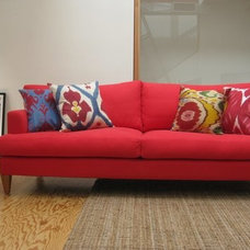 eclectic sofas by EKLA HOME