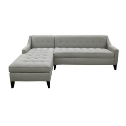 CUSTOM SECTIONAL SOFAS - Hayness Sectional