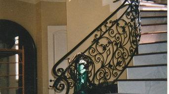 Custom Stair