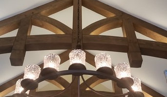 Custom Timber Frame Lighting
