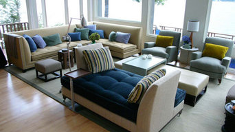 Custom Upholstered Sectionals