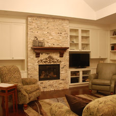 Traditional Living Room by Out Of Line Designs