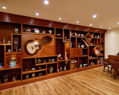 Guitar Display | Houzz