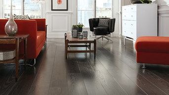 Custom Wide Plank Wood Floors