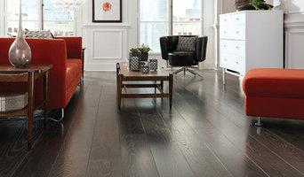 Custom Wide Plank Wood Floors