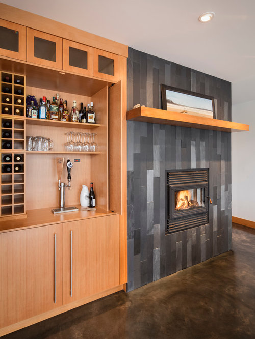 Bar Fireplace Design Ideas Amp Remodel Pictures Houzz