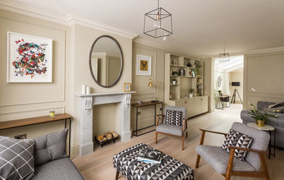 Houzz Tour: A Small Victorian Terrace Gains Dramatically More Space