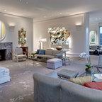 Treviso Bay Toscana Contemporary Living Room Miami