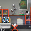 My Houzz: Retro-Cool Playfulness Fits a Dallas Family