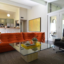 My Houzz: Vintage Flair for a Lovingly Maintained Midcentury Gem