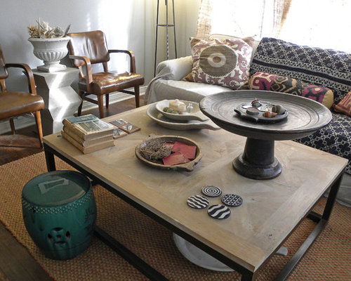 SaveEmail - Coffee Table Accessories Houzz