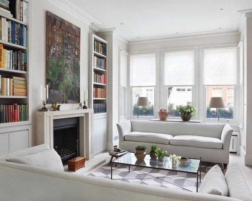 canap devant la fen tre photos et id es d co. Black Bedroom Furniture Sets. Home Design Ideas