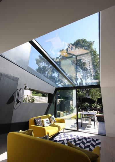 Contemporain Salon by IQ Glass UK