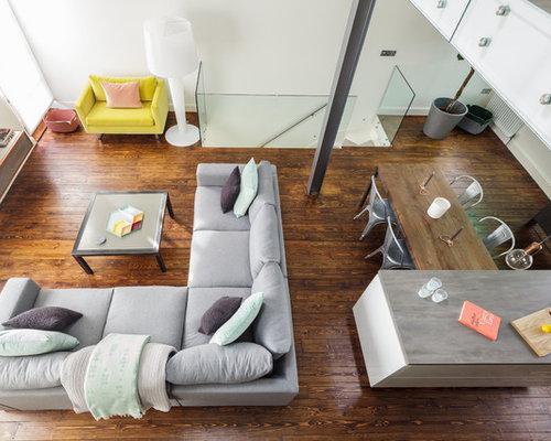 Industrial Living Room Design Ideas Pictures Remodel amp Decor