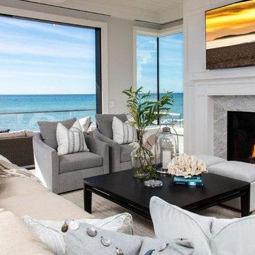 Dana Point Beach Front Home