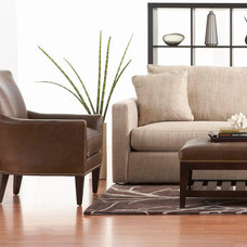 Modern Living Room by Dania Furniture