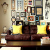 My Houzz: Quirky Art and Oddities Intrigue in an Ohio Rental
