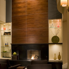 Contemporary Living Room by Banducci Associates Architects, Inc.