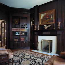 Traditional Home Office by Orren Pickell Building Group