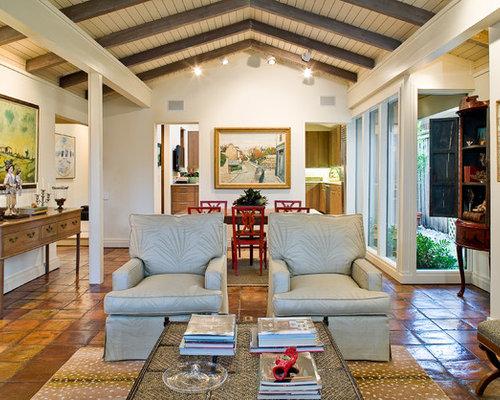 Terracotta Tile Floor Home Design Ideas Renovations amp Photos