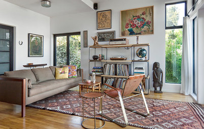 Модный тип: Ковер килим, флокати, бени уран или бушруит?