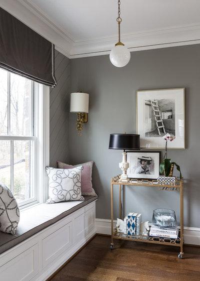 Fabulous Traditional Living Room by Pamela Harvey Interiors