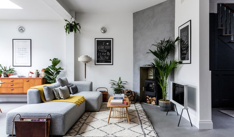 7 Ideas for Decorating a Scandinavian-style Living Room