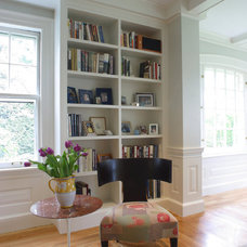Traditional Living Room by Michael McCloskey Design Group