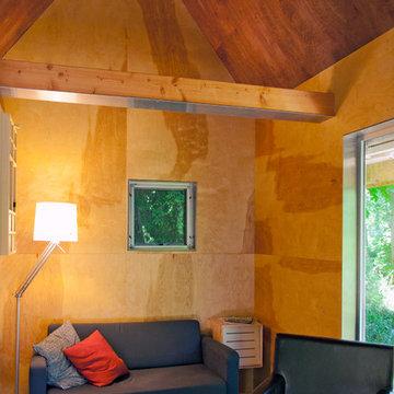 Decatur Island Cabin