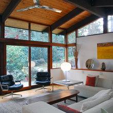 Deck House interiors
