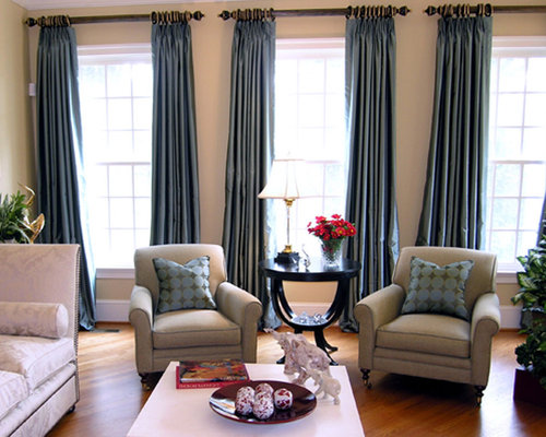 Rod Pocket Curtains Home Design Ideas, Pictures, Remodel And Decor