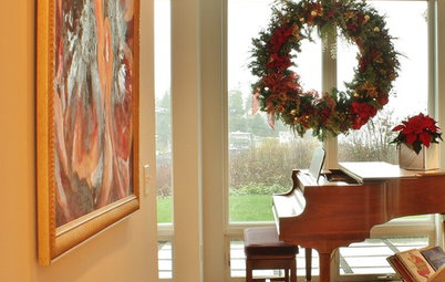 My Houzz: A Home for 3 Generations Gets the Holiday Treatment