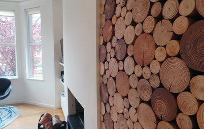 Geniale løsninger: Brug stubbe og stammer i indretningen