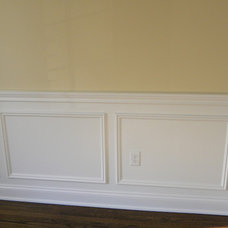 Traditional Living Room by Anthony James Construction