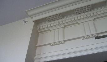 Decorative Plaster Entablature