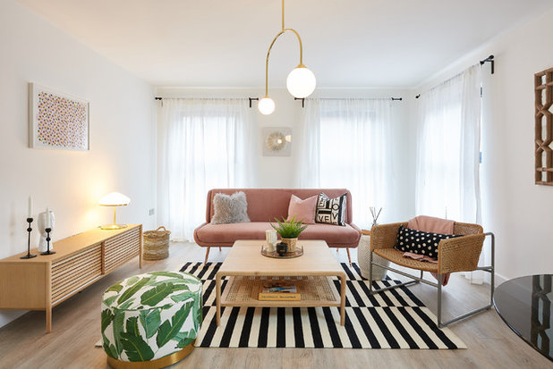 Contemporary Living Room by Decorum Interior Design Ltd