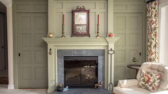 Deer Hollow Fireplace Mantel