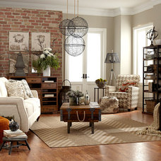 Eclectic Living Room by La-Z-Boy Home Furnishings & Décor of Arizona