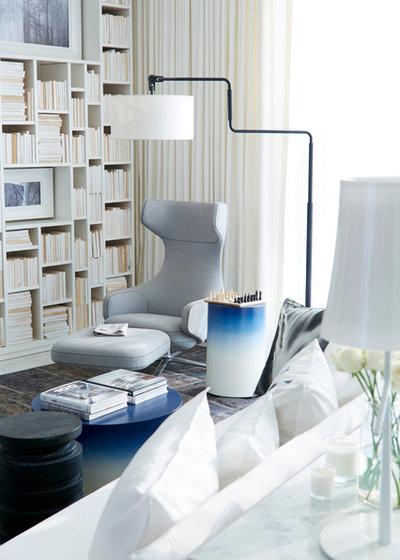 Contemporary Living Room by Graham Atkins-Hughes Photography